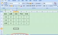 Excel vba 实例(6) – 一键汇总多个sheet数据到总表