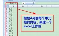 Excel vba 实例(4) – 根据已有名称,批量新建表格