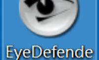 推荐一款好用的护眼小软件 – EyeDefender